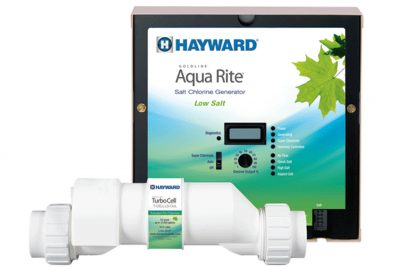 Aqua Rite Système de chloration à faible teneur en sel